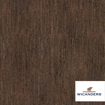 Пробковый паркет Wicanders Essence Tweedy Wood C86I001 Coffe