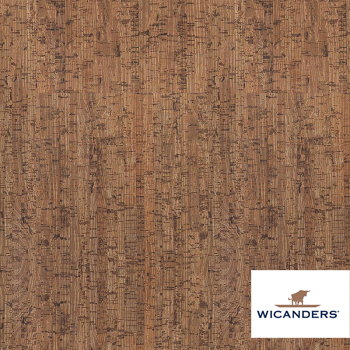 Пробковый паркет Wicanders Essence Tweedy Wood C86F001 Cocoa